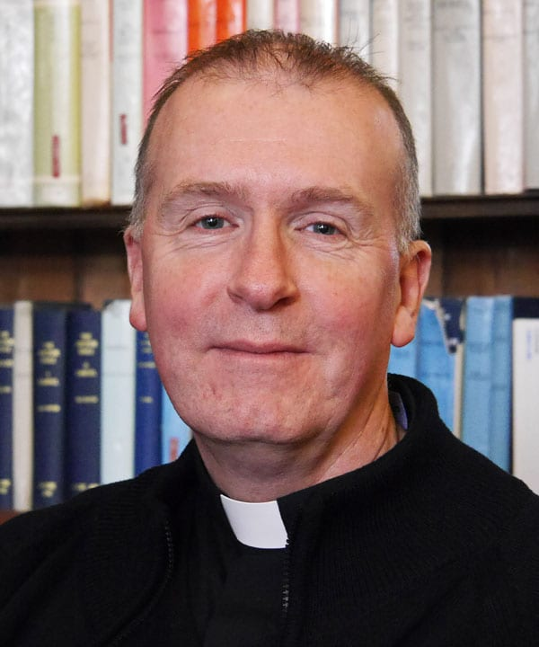 Trustee Fr Patrick Burke