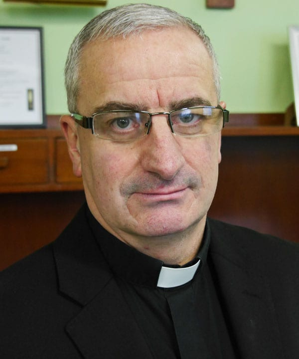 VE Clergy Fr Jamie Boyle
