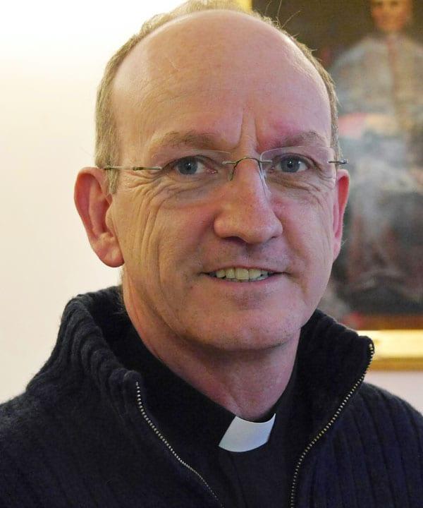 VE Fr Jeremy Milne