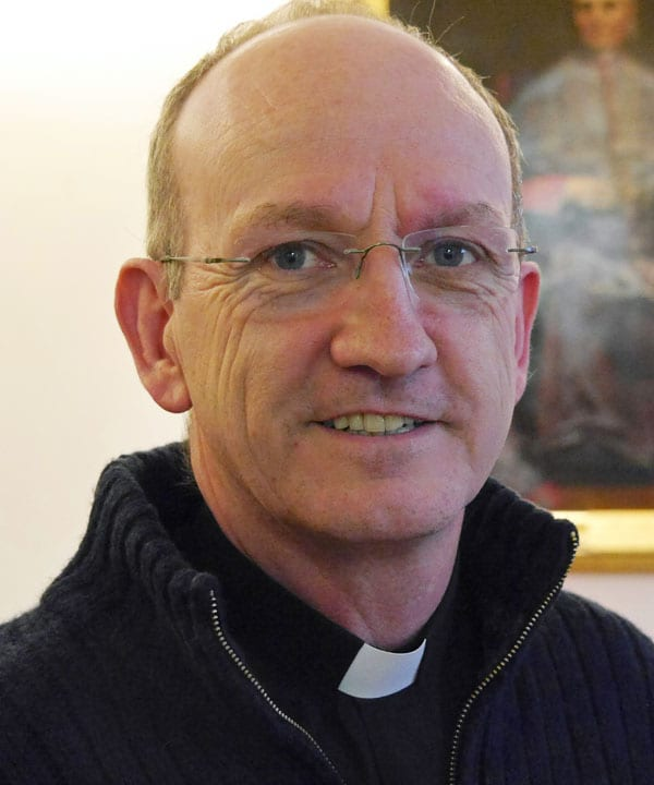 Fr Jeremy Milne